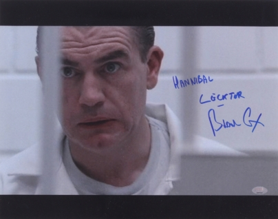Brian-Cox-Signed-Manhunter-11x14-Photo-FSC-COA-PristineAuction.com