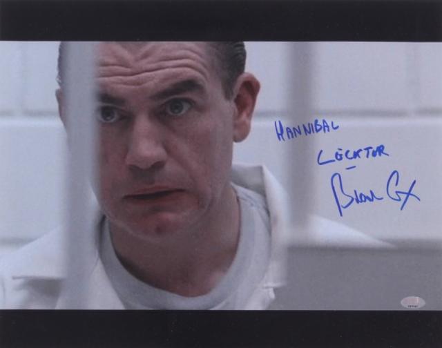 Brian-Cox-Signed-Manhunter-11x14-Photo-FSC-COA-PristineAuction.com