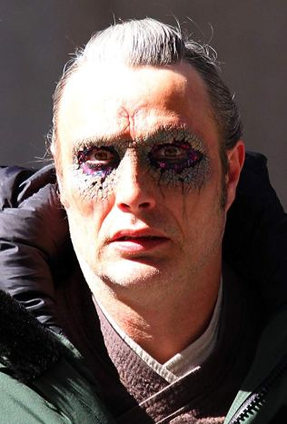 Kaecilius Dr Strange