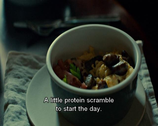 Protein scramble 1