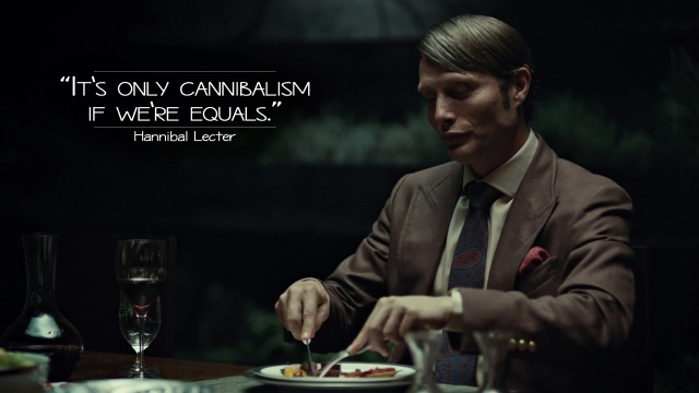 Hannibal-only if equals